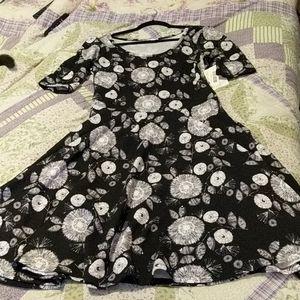 Lularoe Nicole dress 2X